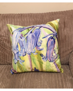 Bluebells Cushion