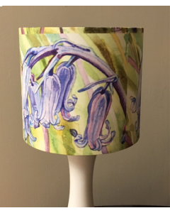 Bluebells Lampshade