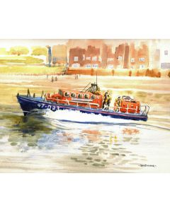 Whitby Life Boat